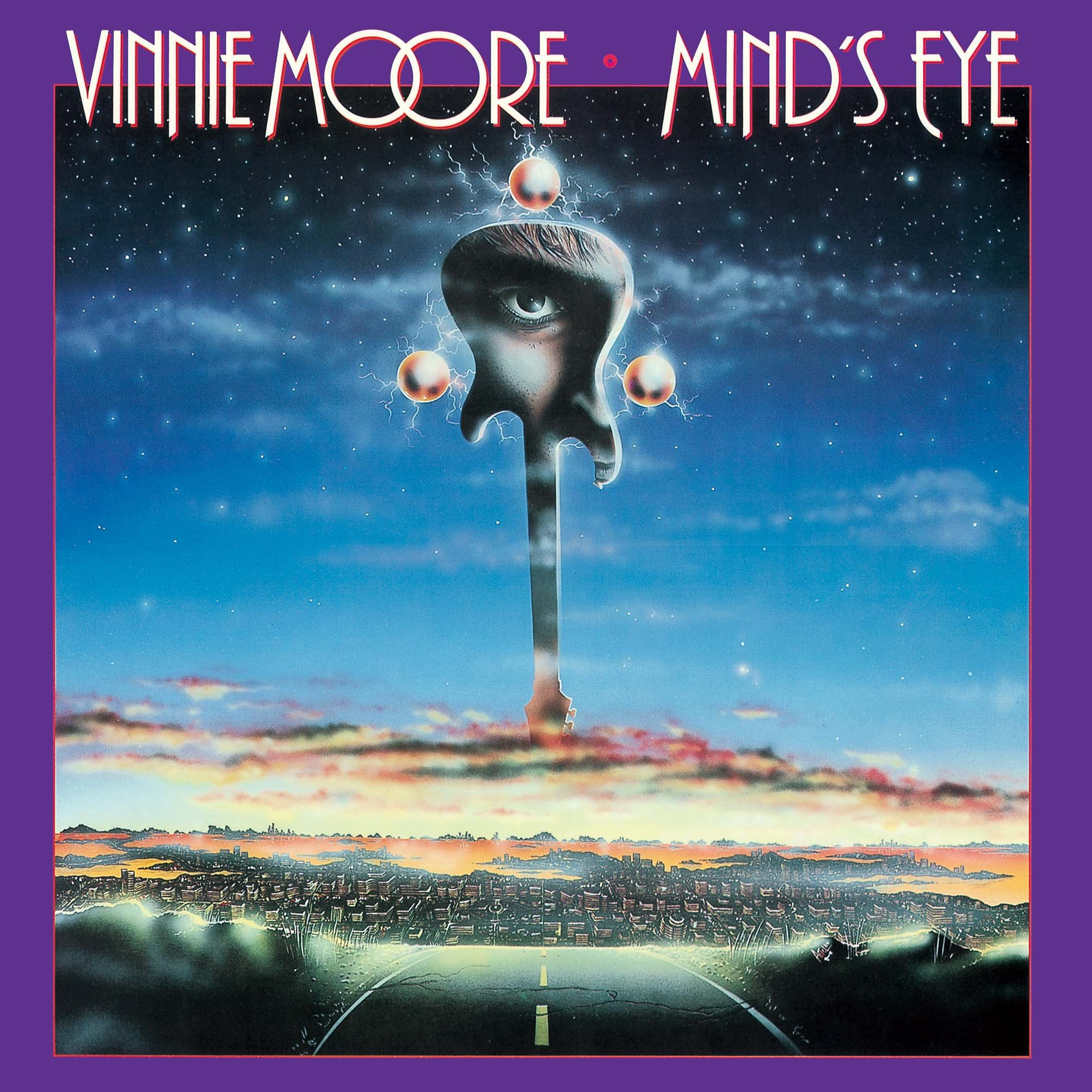 Vinnie Moore – Mind's Eye (1986) [FLAC]
