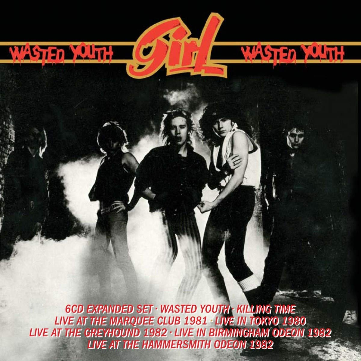 Girl-Wasted Youth-(HNEBOX126)-EXPANDED EDITION BOXSET-6CD-FLAC-2020-WRE