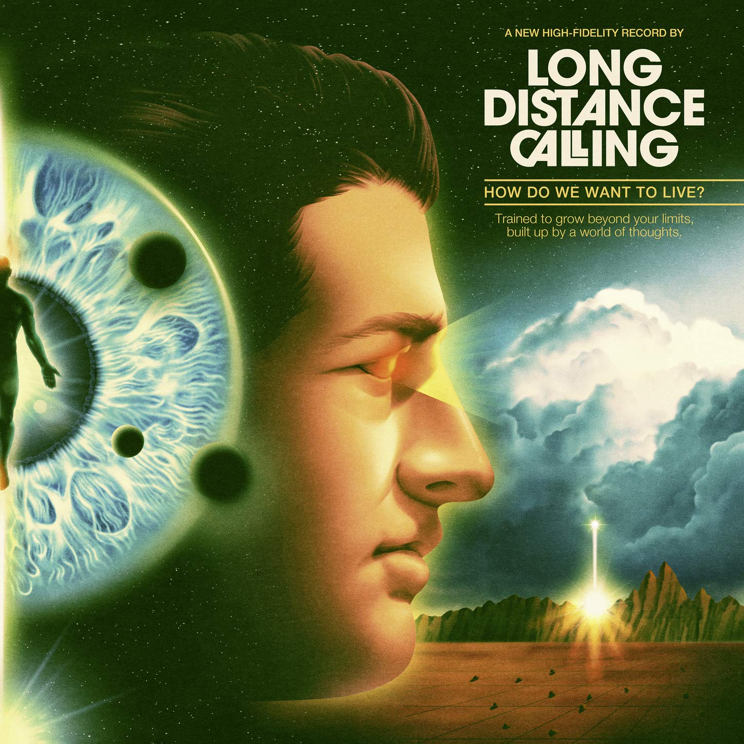 Long Distance Calling – How Do We Want To Live (2020) [FLAC]