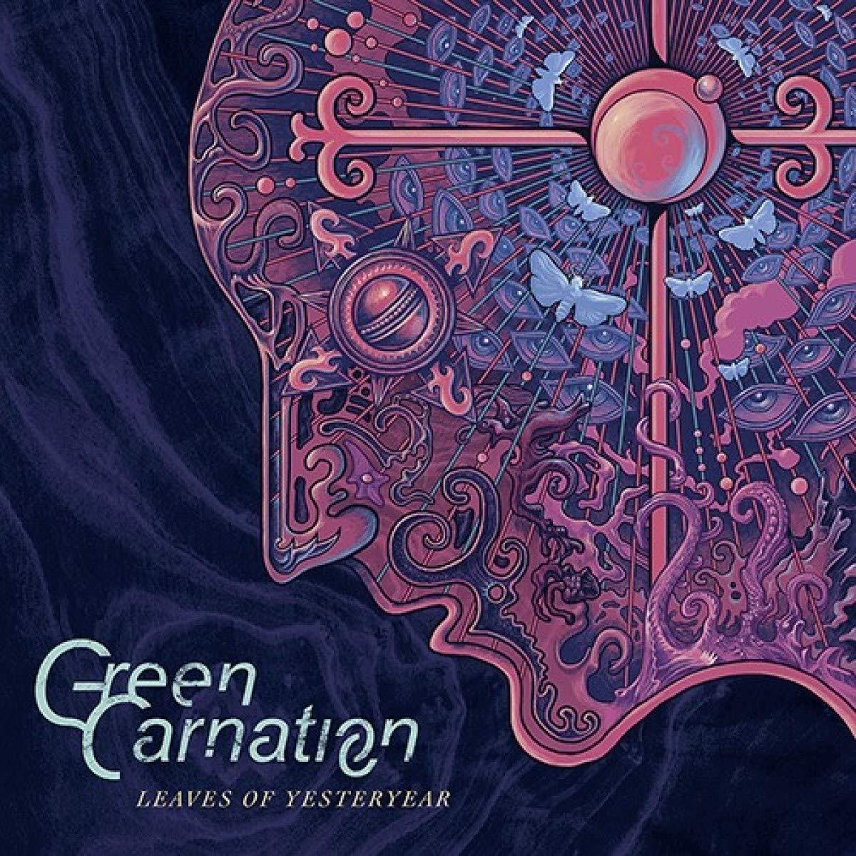 Green Carnation-Leaves of Yesteryear-CD-FLAC-2020-GRAVEWISH