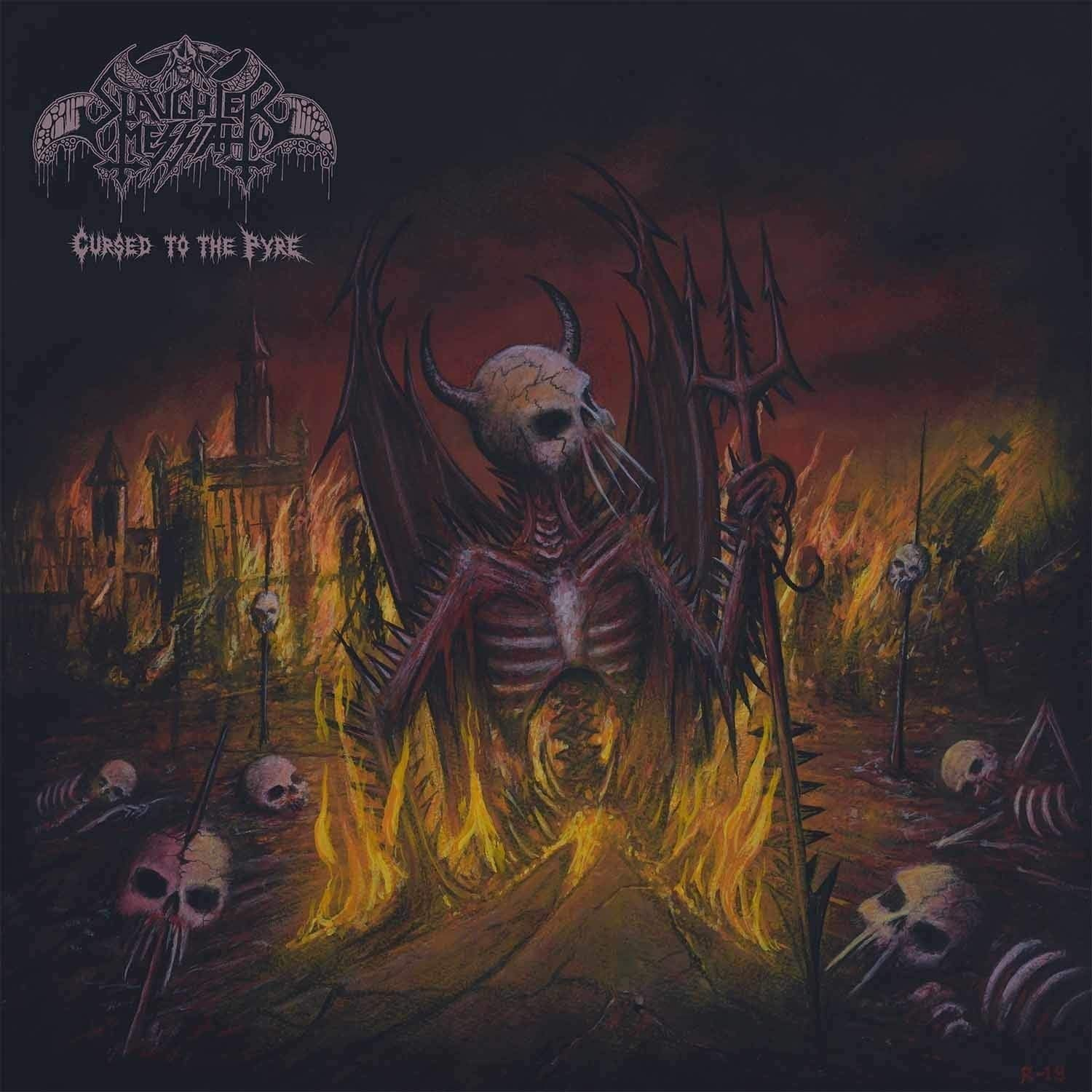 Slaughter Messiah – Cursed to the Pyre (2020) [FLAC]