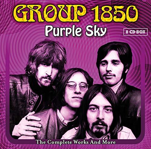 Group 1850 – Purple Sky (2019) [FLAC]