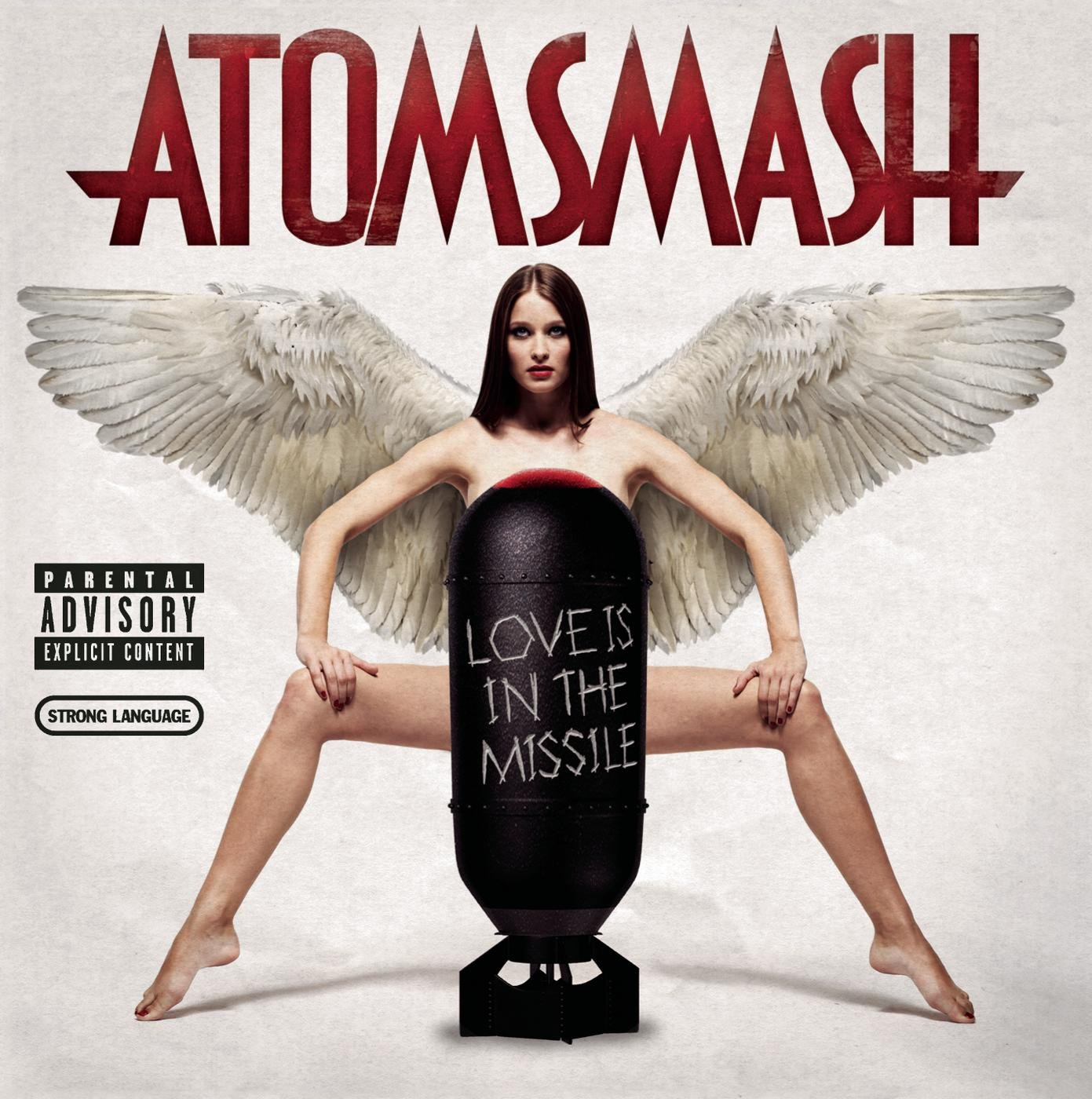Atom Smash - Love Is In The Missile (2010) [FLAC] Download