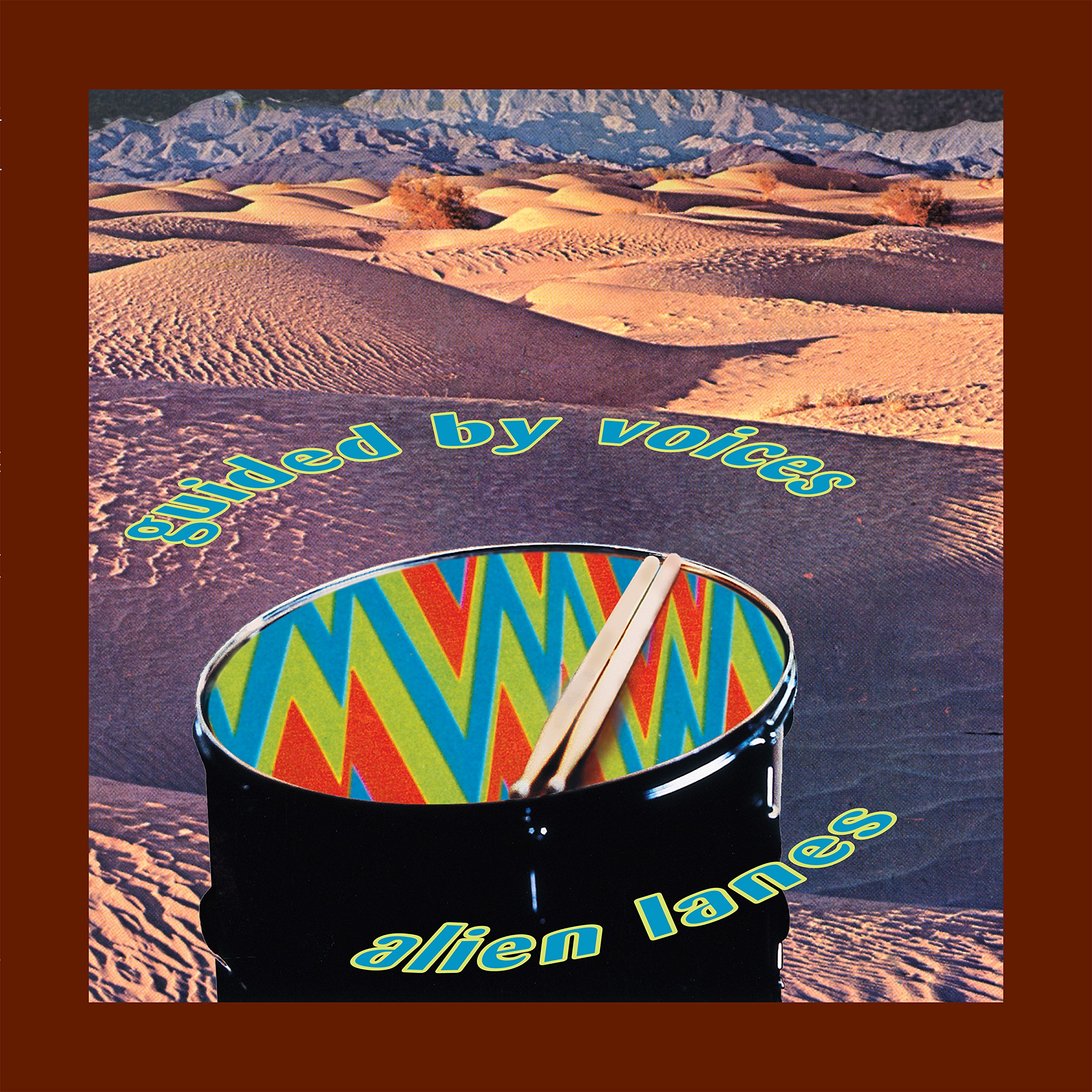 Guided By Voices – Alien Lanes (1995) [FLAC]