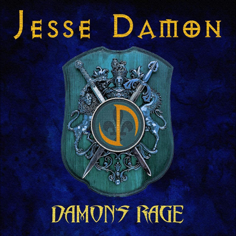 Jesse Damon - Damon's Rage (2020) [FLAC] Download