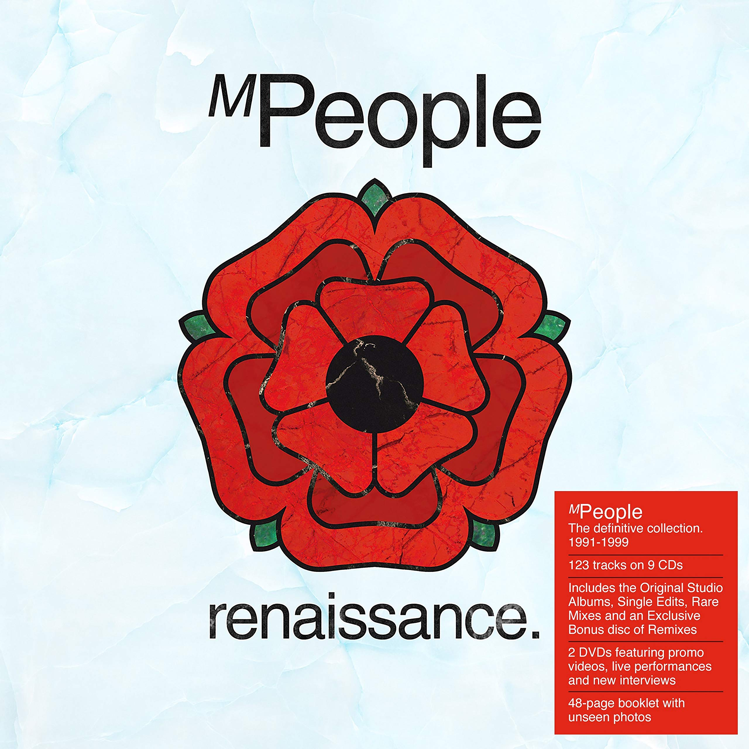 M People-Renaissance-(EDSL0041)-REMASTERED DELUXE EDITION BOXSET-9CD-FLAC-2020-WRE