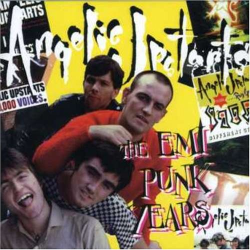 Angelic Upstarts-The EMI Punk Years-CD-FLAC-1999-FiXIE