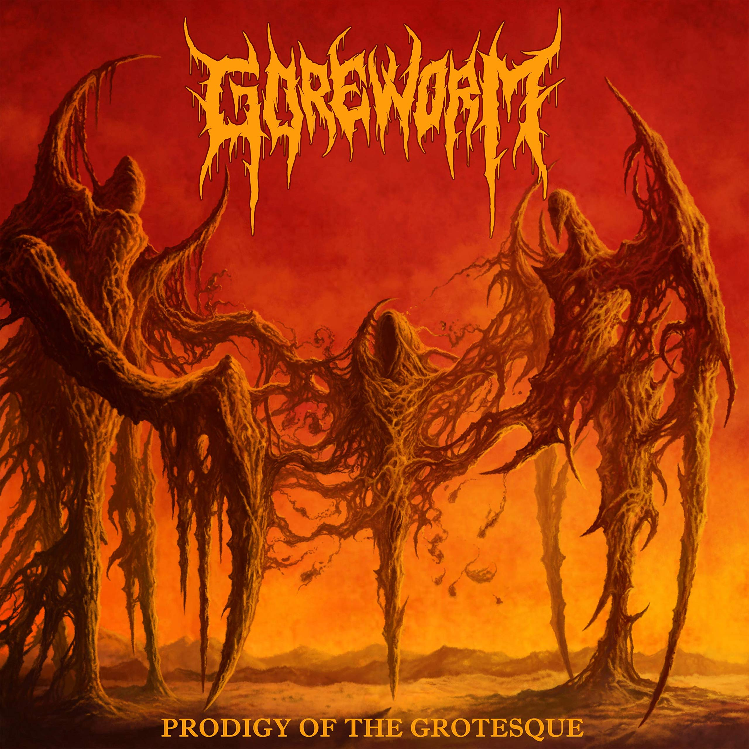 Goreworm - Prodigy of the Grotesque (2020) [FLAC] Download