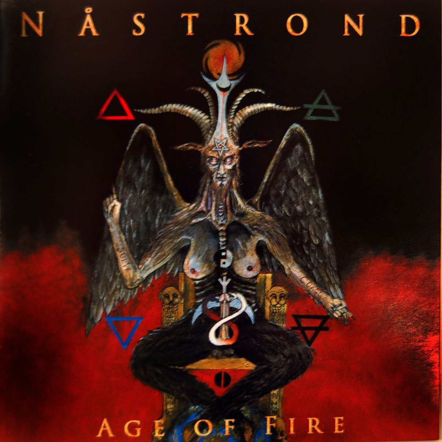 Nåstrond - Age of Fire (2011) [FLAC] Download