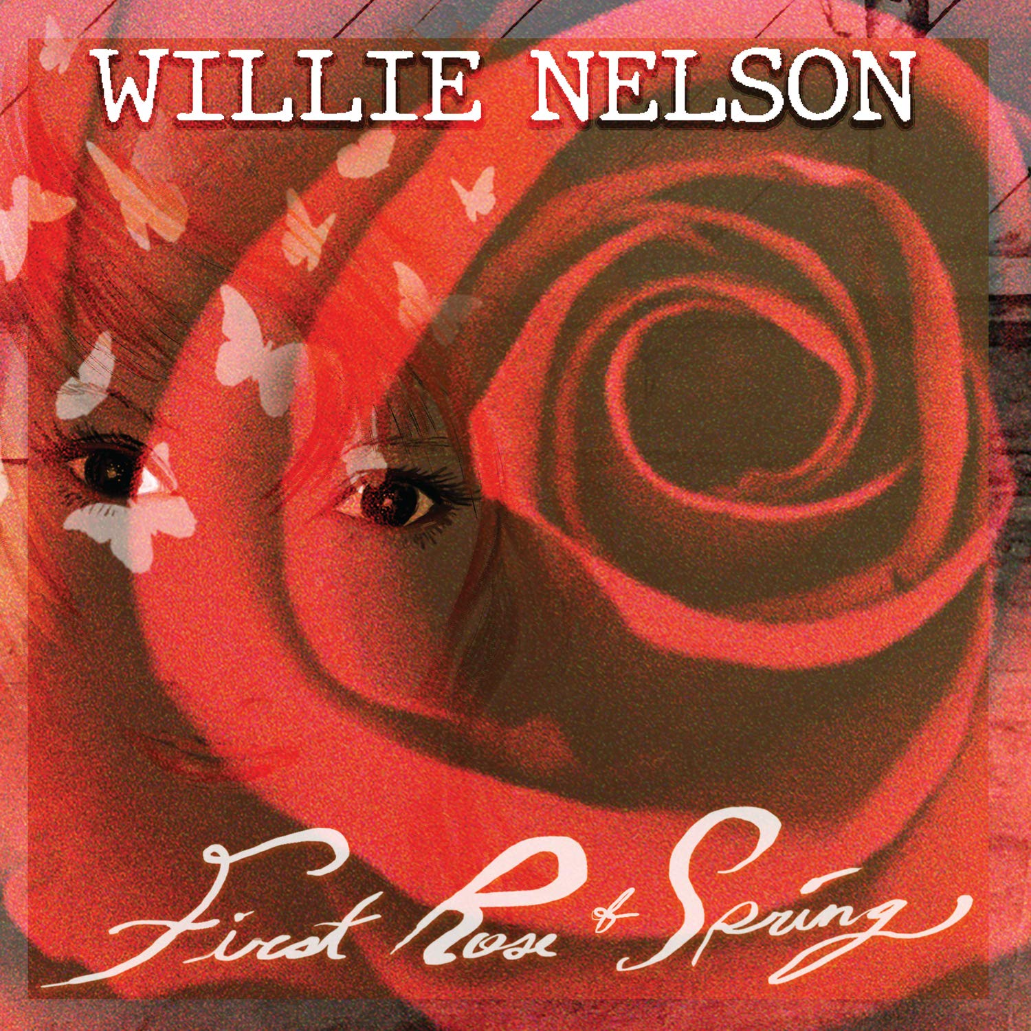 Willie Nelson - First Rose Of Spring (2020) [FLAC] Download