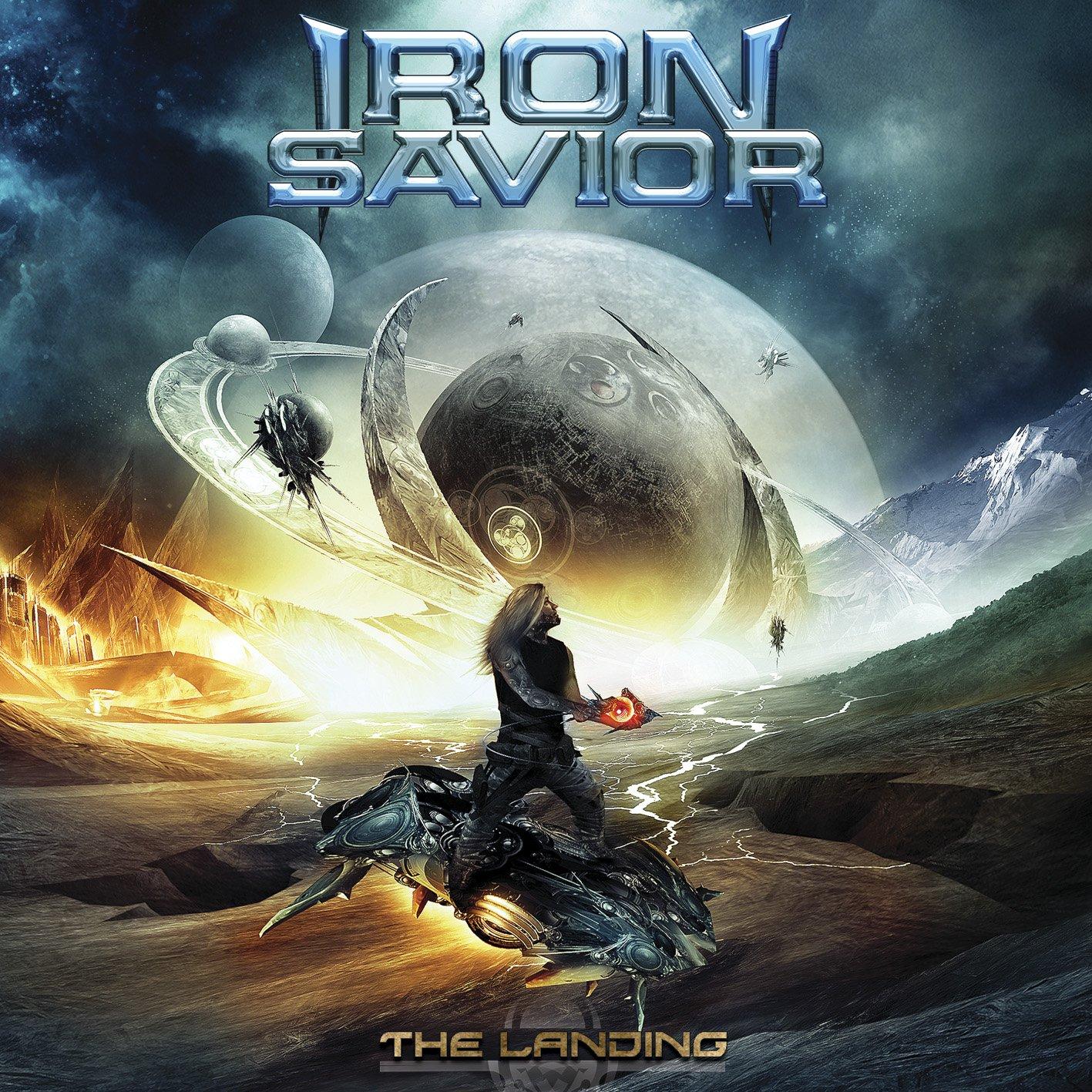 Iron Savior – The Landing (2017) [FLAC]