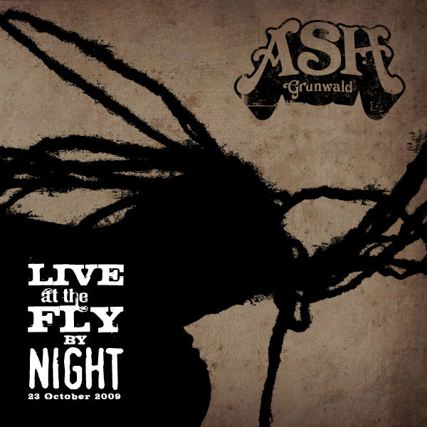 Ash Grunwald – Live at the Fly By Night 23 October 2009 (2010) [FLAC]
