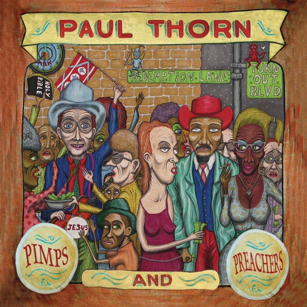 Paul Thorn-Pimps and Preachers-CD-FLAC-2010-6DM