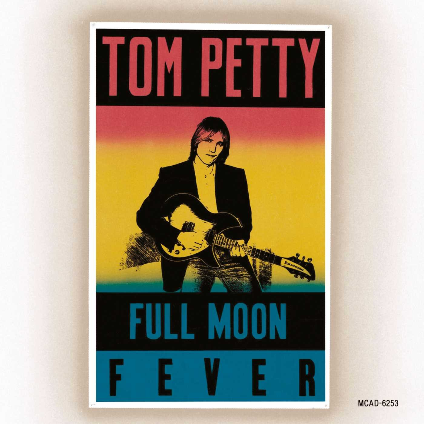 Tom Petty - Full Moon Fever (1989) [FLAC] Download