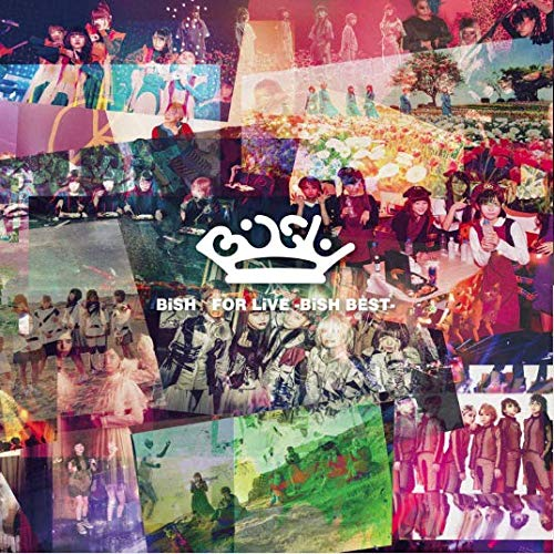 BiSH – FOR LiVE -BiSH BEST- (2020) [FLAC]