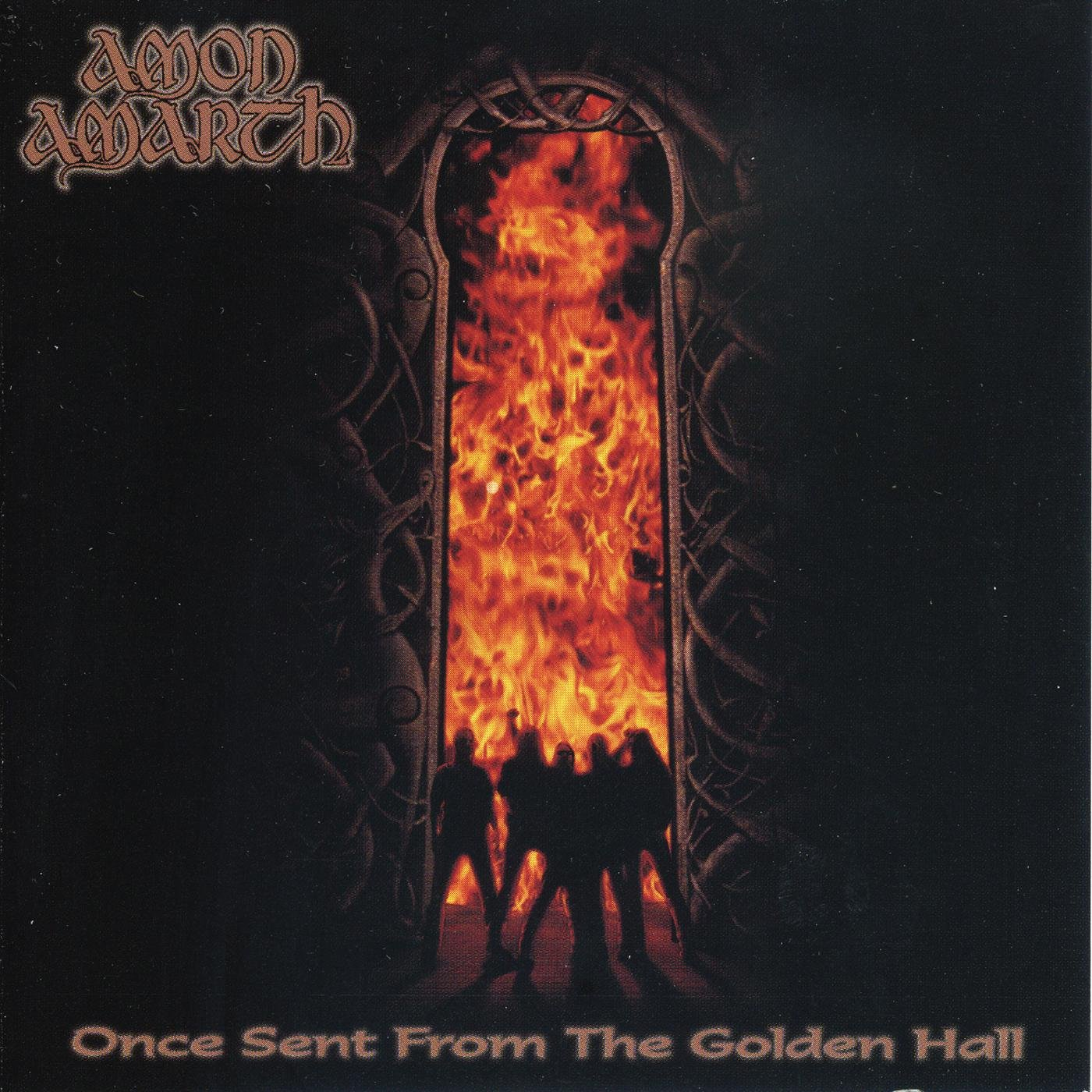 Amon Amarth – Once Sent From The Golden Hall (2017) [FLAC]