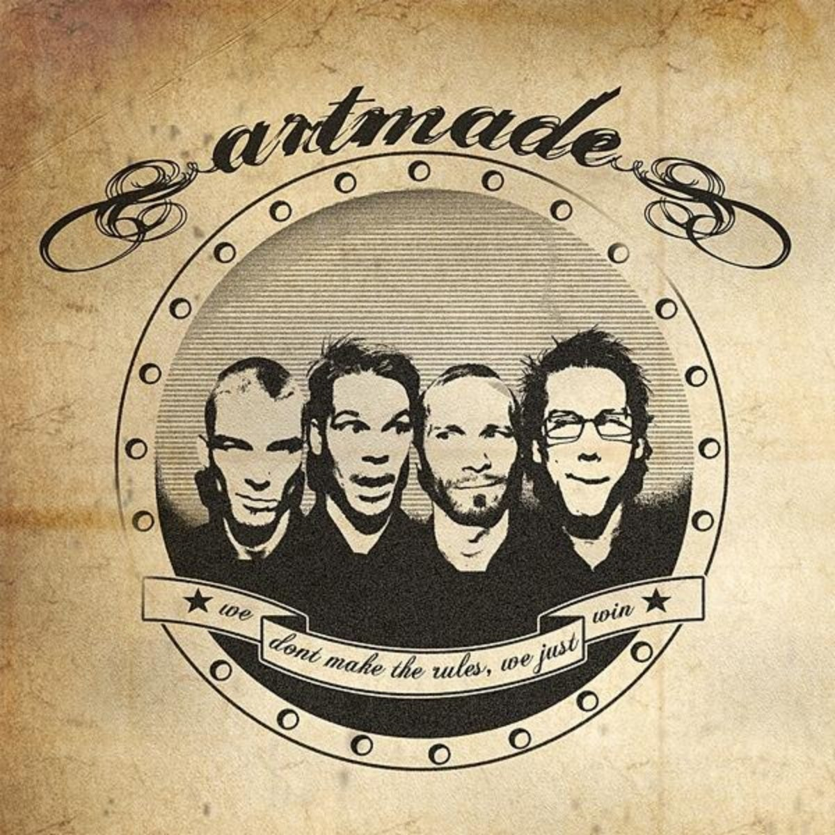 Artmade – We Don't Make The Rules, We Just Win (2006) [FLAC]