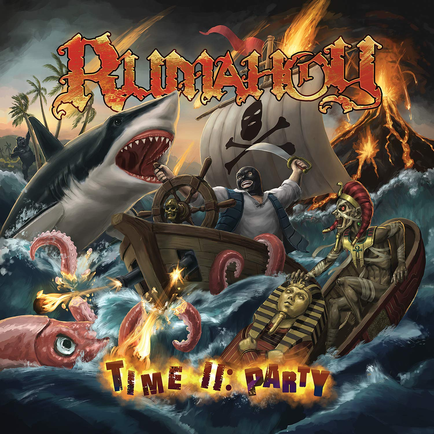 Rumahoy – Time II: Party (2020) [FLAC]