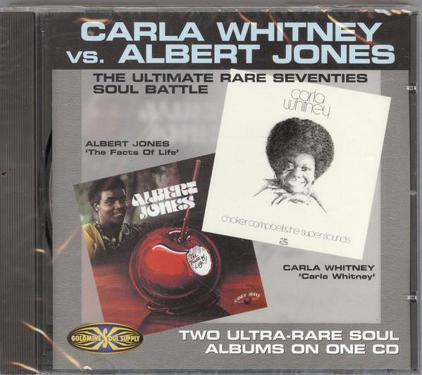 Albert Jones – Carla Whitney Vs. Albert Jones (2001) [FLAC]