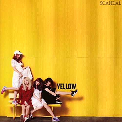 SCANDAL - YELLOW (2016) [FLAC] Download