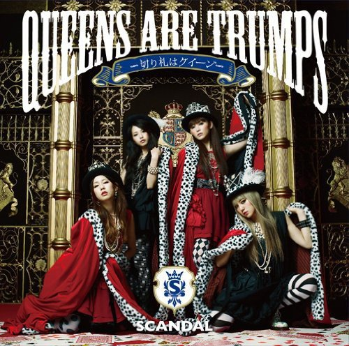 SCANDAL - QUEENS ARE TRUMPS (2012) [FLAC] Download