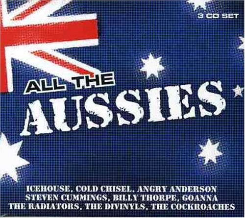 VA - All the Aussies (2004) [FLAC] Download