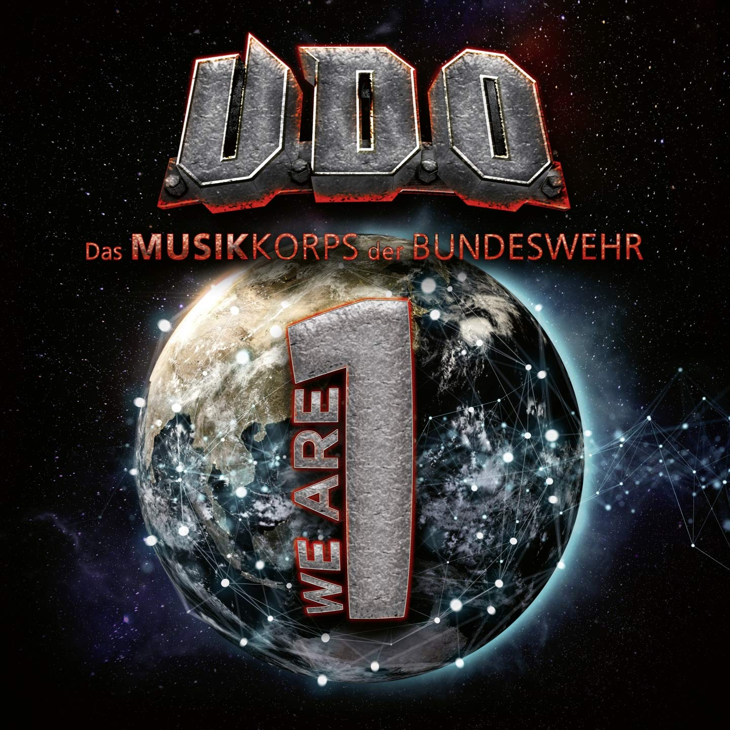 U.D.O. & Das Musikkorps Der Bundeswehr - We Are One (2020) [FLAC] Download