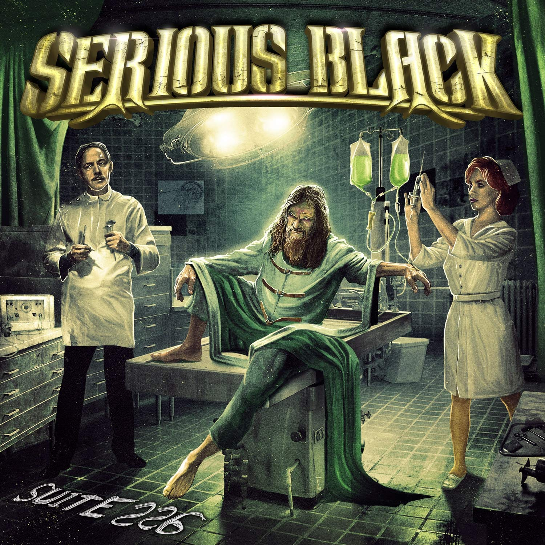 Serious Black – Suite 226 (2020) [FLAC]