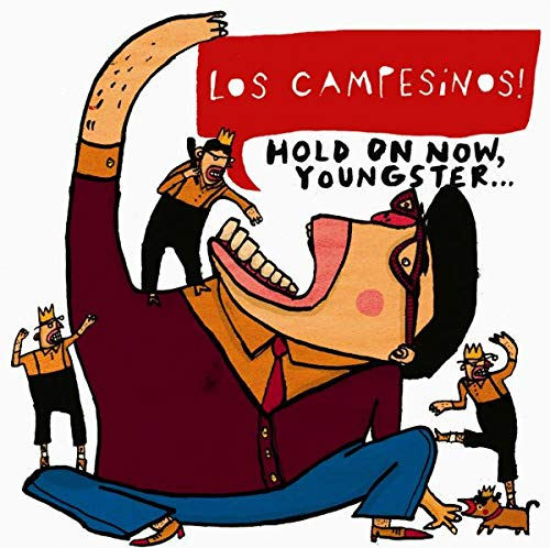 Los Campesinos! - Hold On Now, Youngster... (2008) [FLAC] Download