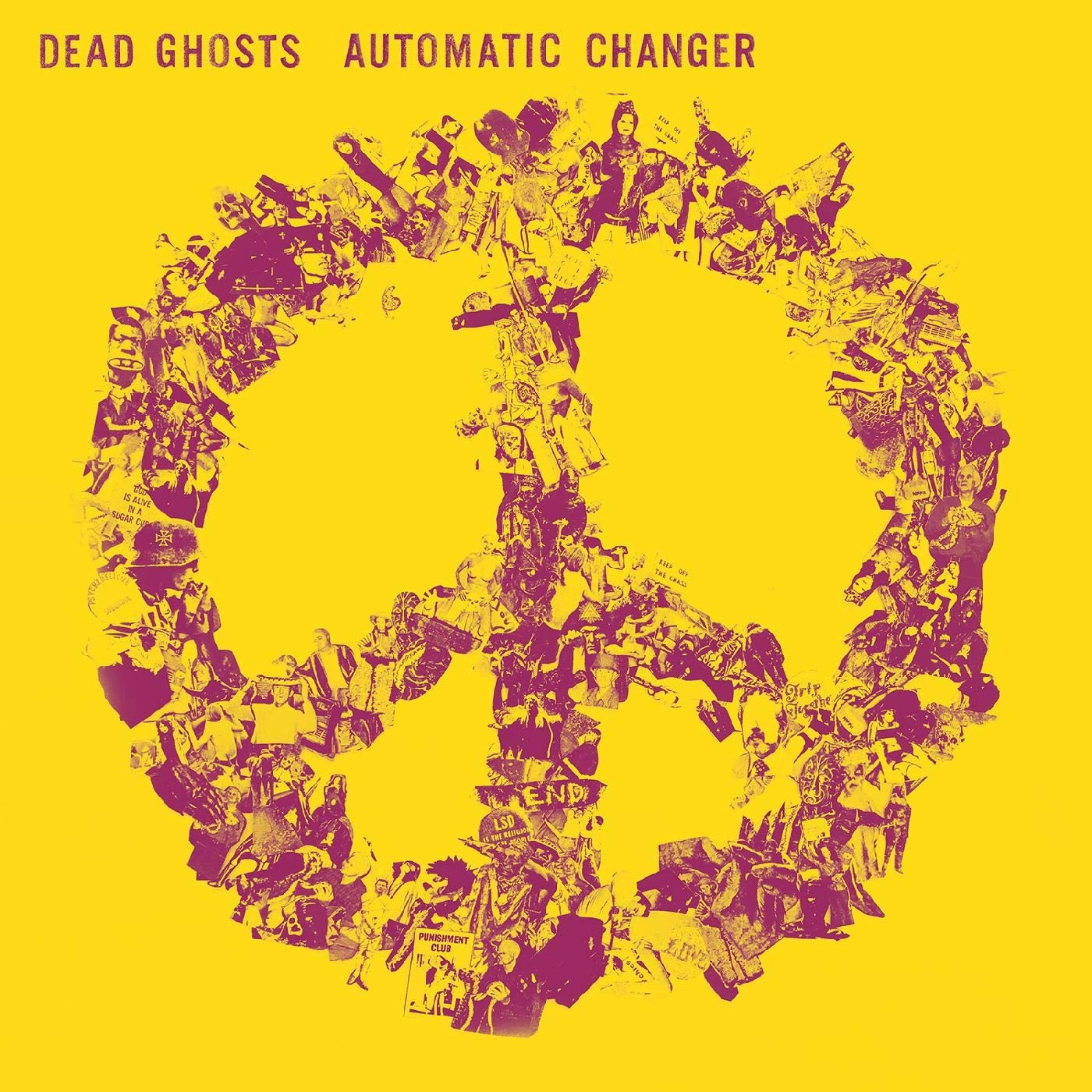 Dead Ghosts – Automatic Changer (2020) [FLAC]
