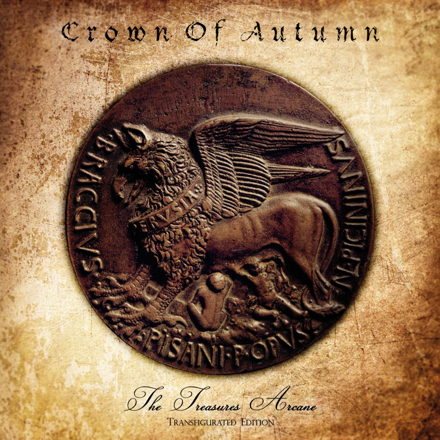 Crown Of Autumn – The Treasures Arcane (Transfigurated Edition) (2011) [FLAC]
