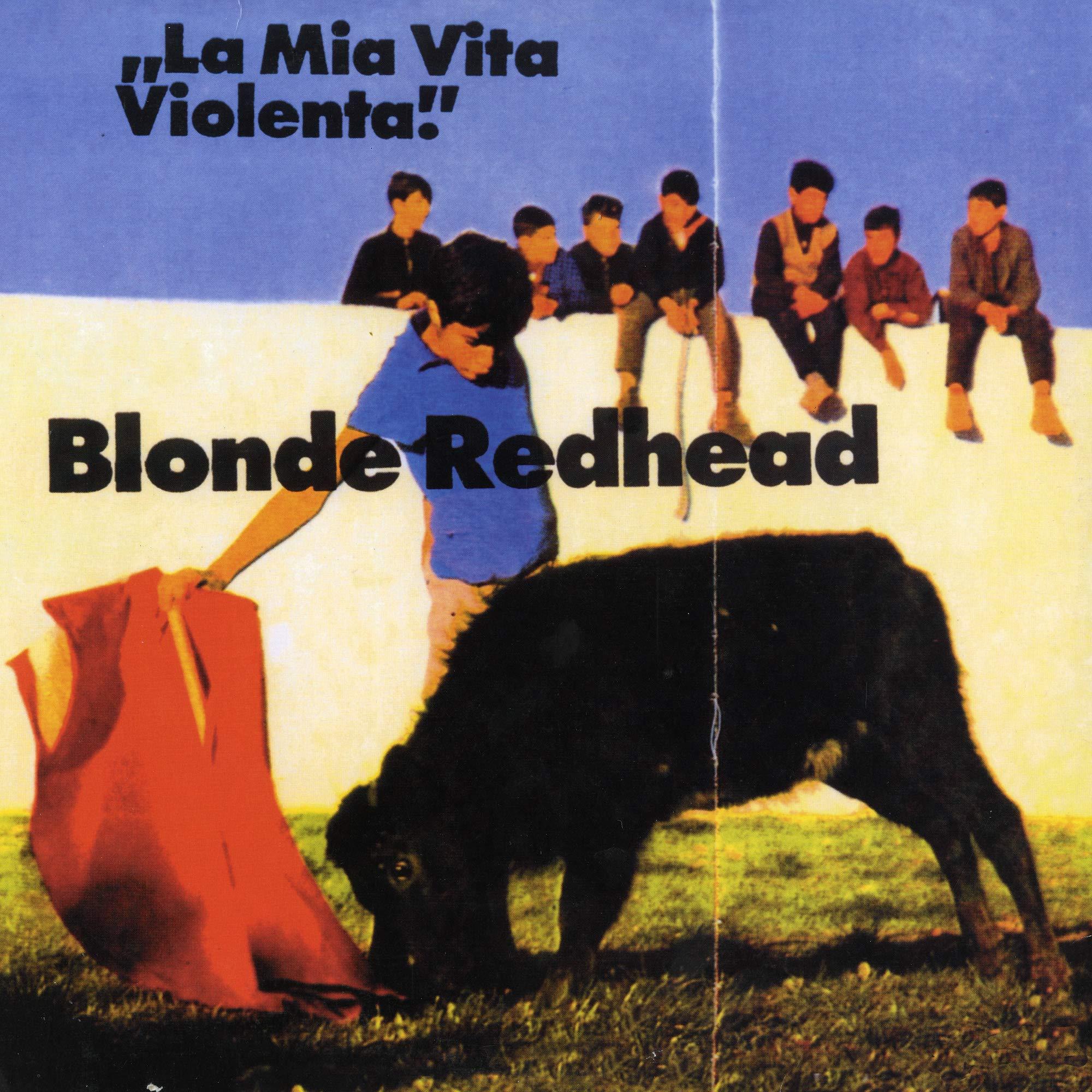 Blonde Redhead – La Mia Vita Violenta (1995) [FLAC]