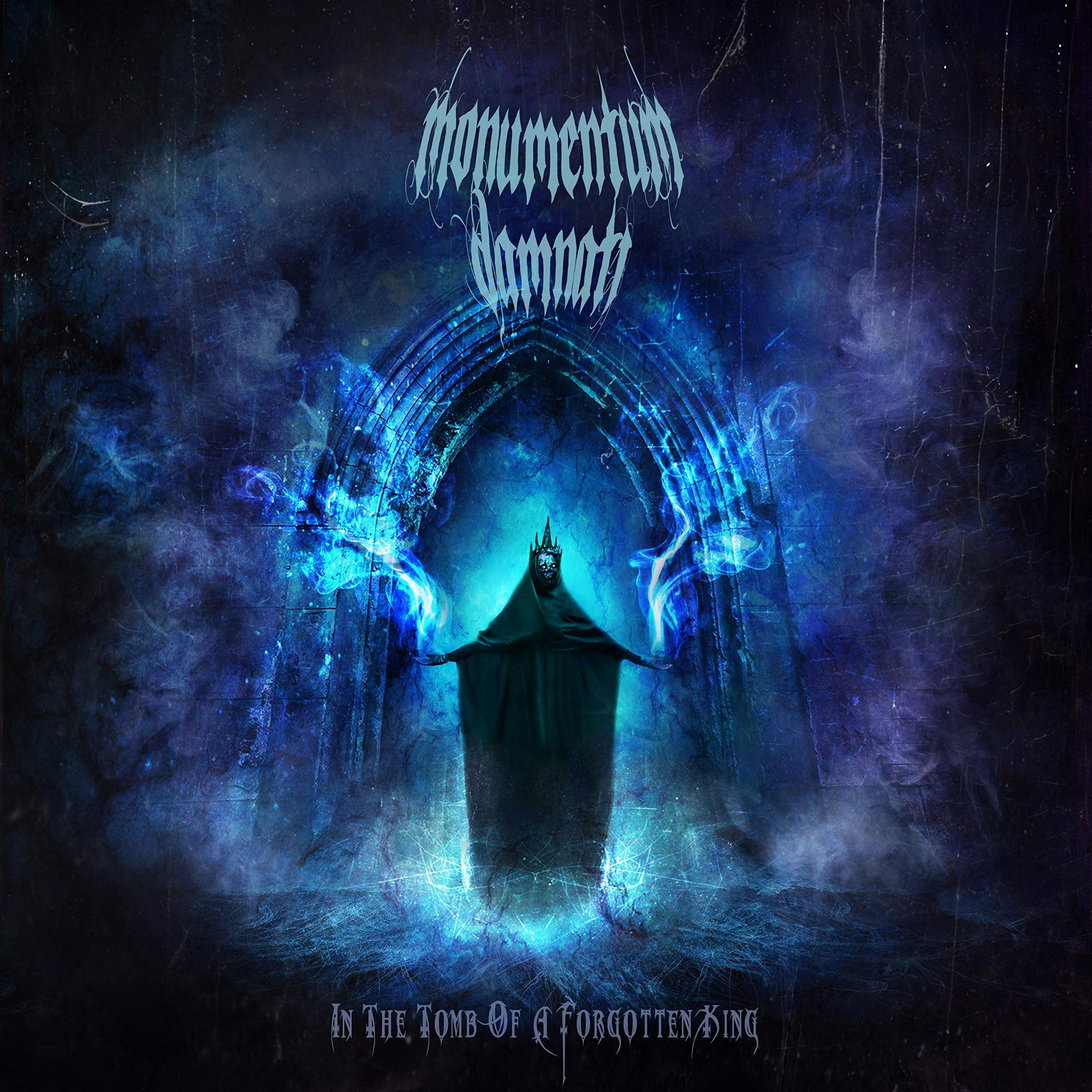Monumentum Damnati – In the Tomb of a Forgotten King (2020) [FLAC]