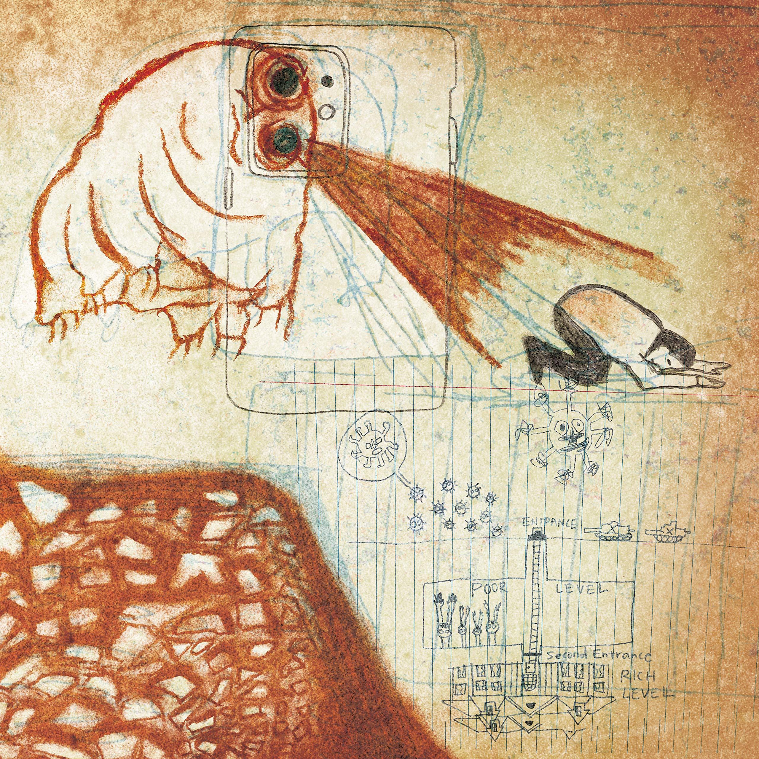 Deerhoof – Future Teenage Cave Artists (2020) [FLAC]