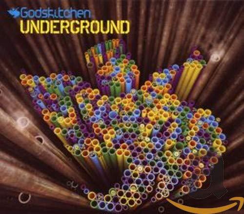 VA – Godskitchen Underground  Mixed by Paul Thomas & Mark Eteson (2008) [FLAC]