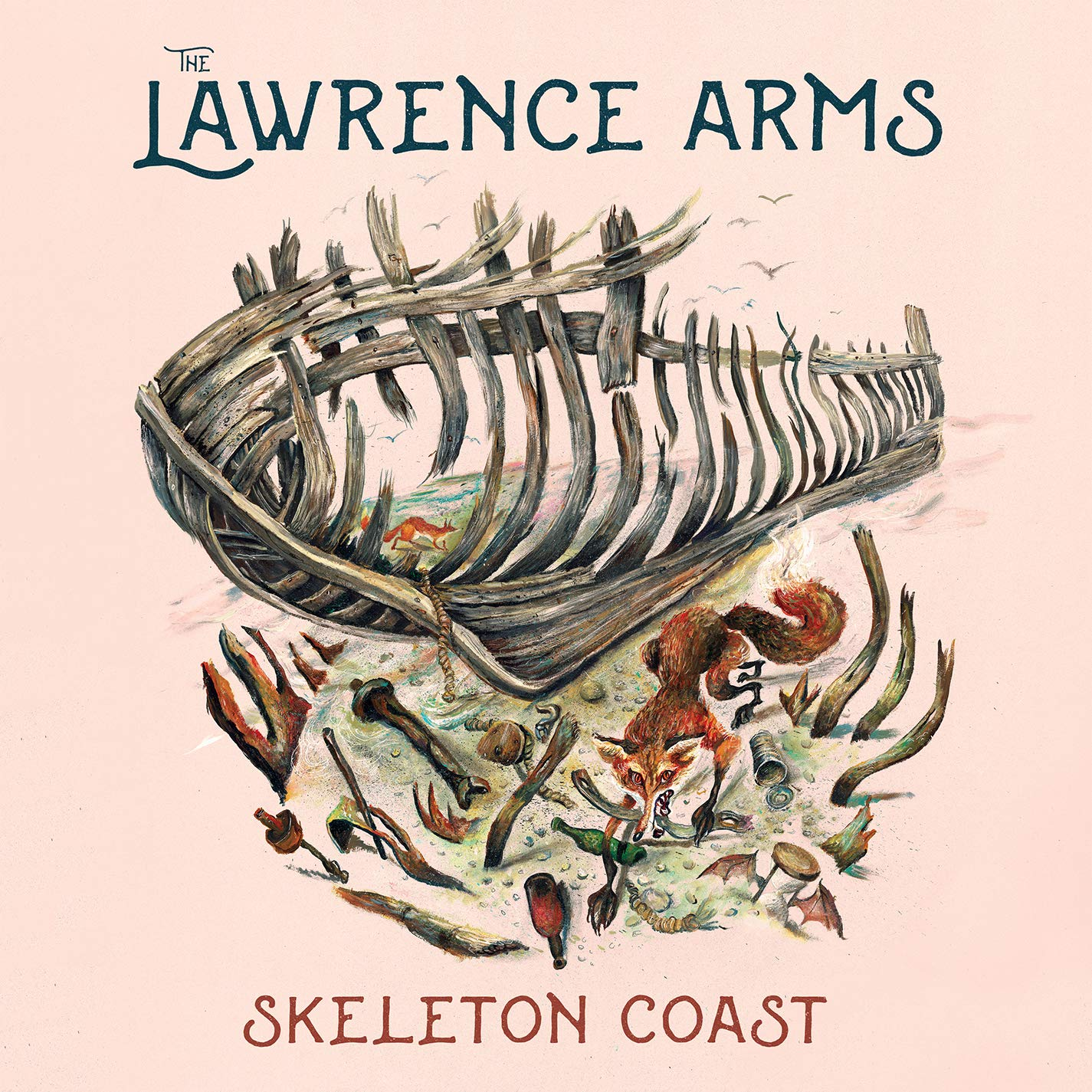 The Lawrence Arms - Skeleton Coast (2020) [FLAC] Download