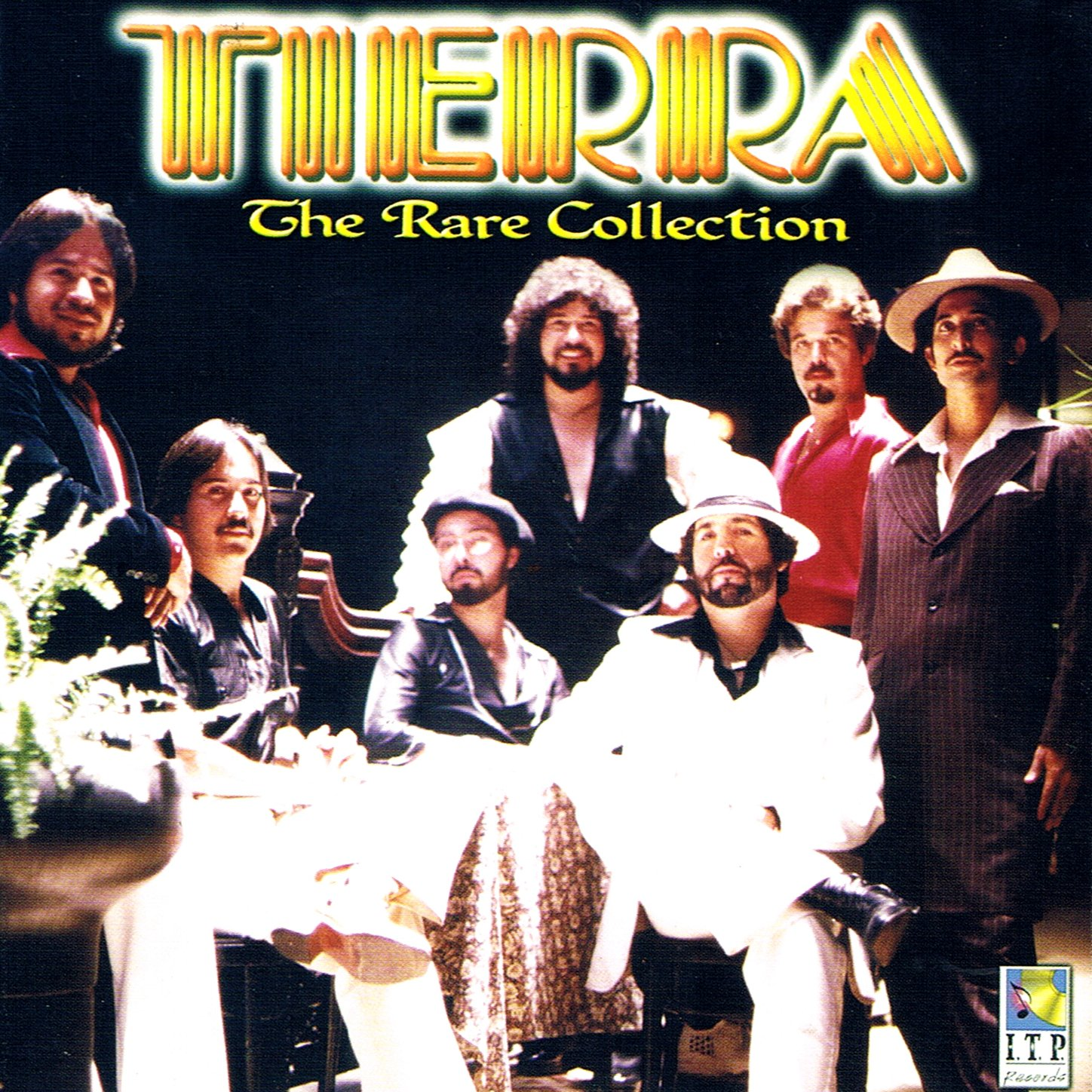 Tierra – The Rare Collection (2003) [FLAC]