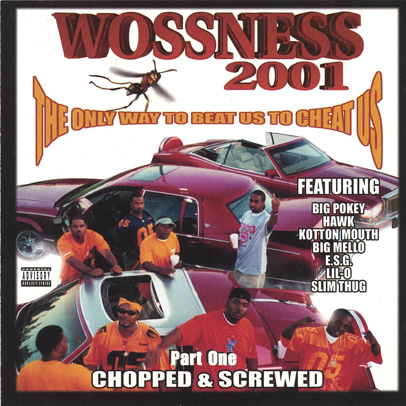 Woss Ness-The Only Way To Beat Us To Cheat Us-CD-FLAC-2001-AUDiOFiLE