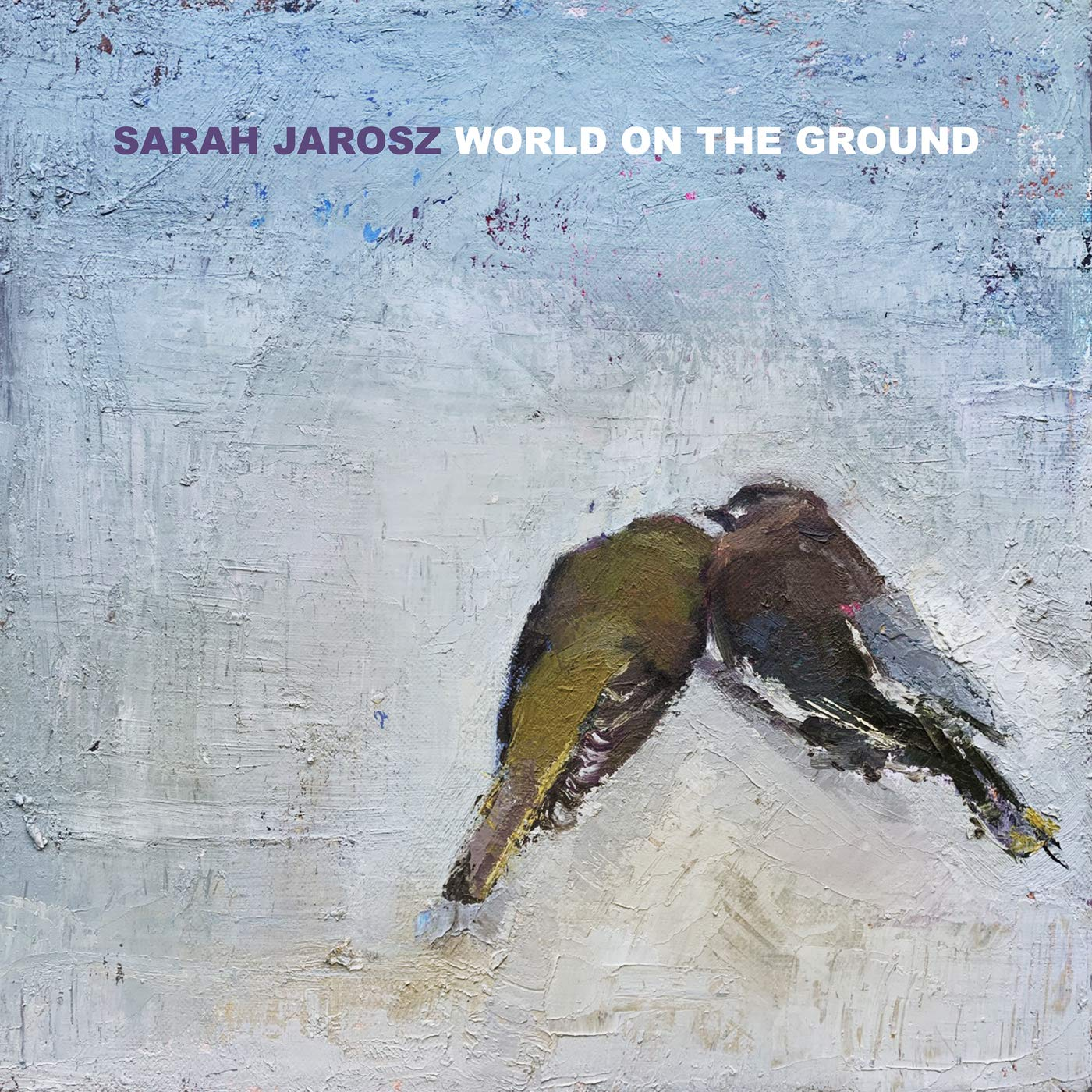 Sarah Jarosz – World On The Ground (2020) [FLAC]