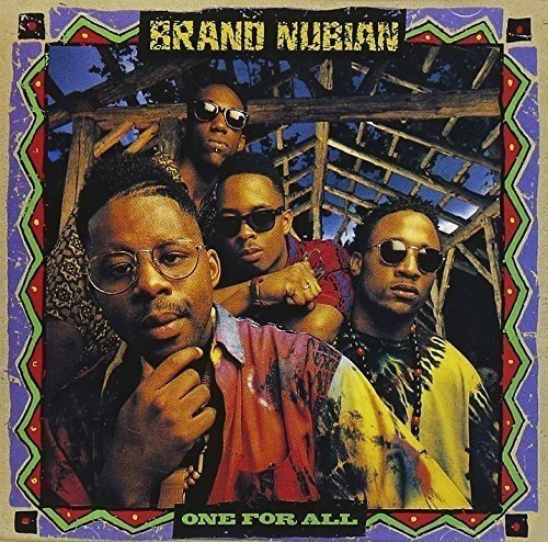 Brand Nubian - One For All (1990) [FLAC] Download