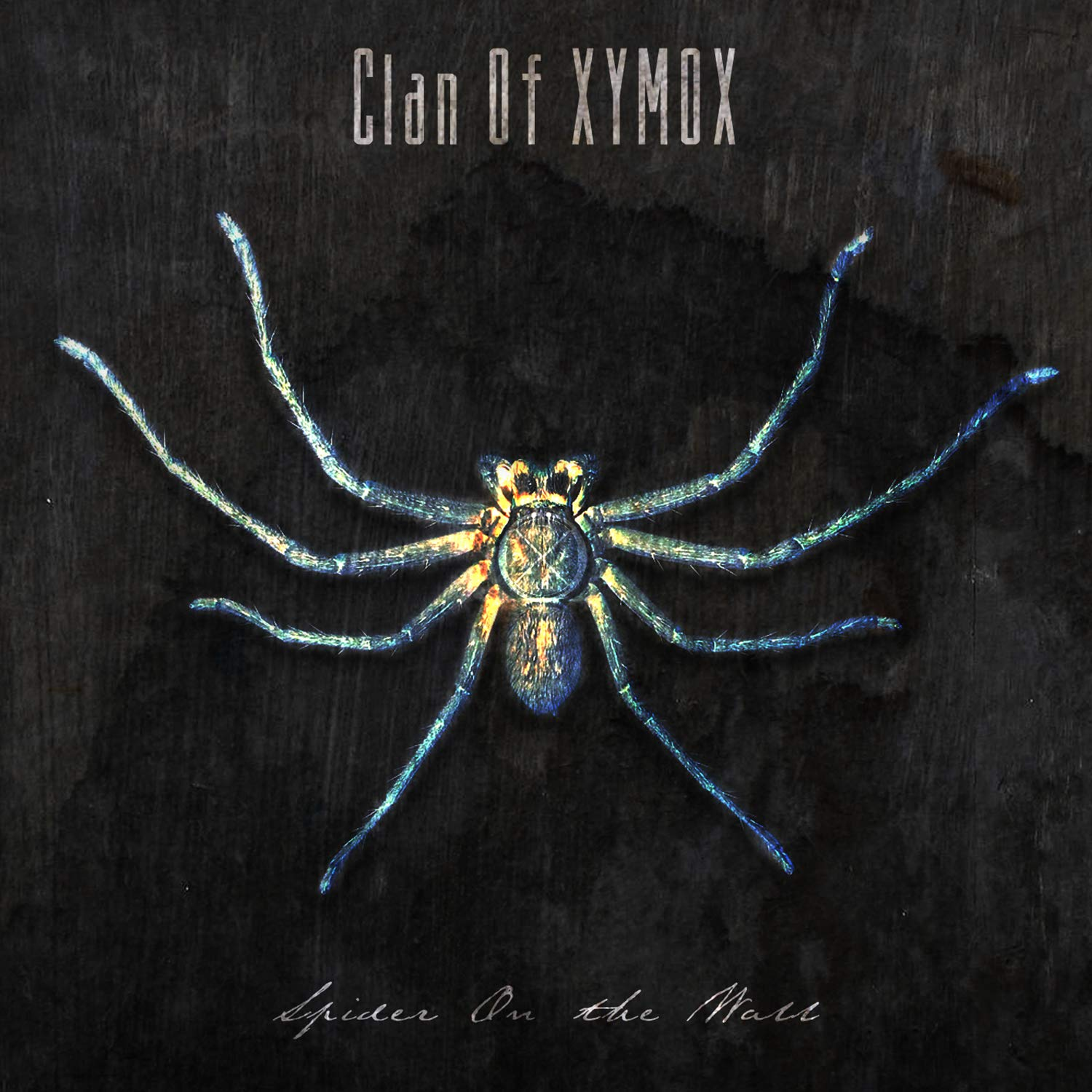 Clan Of Xymox – Spider On The Wall (2020) [FLAC]
