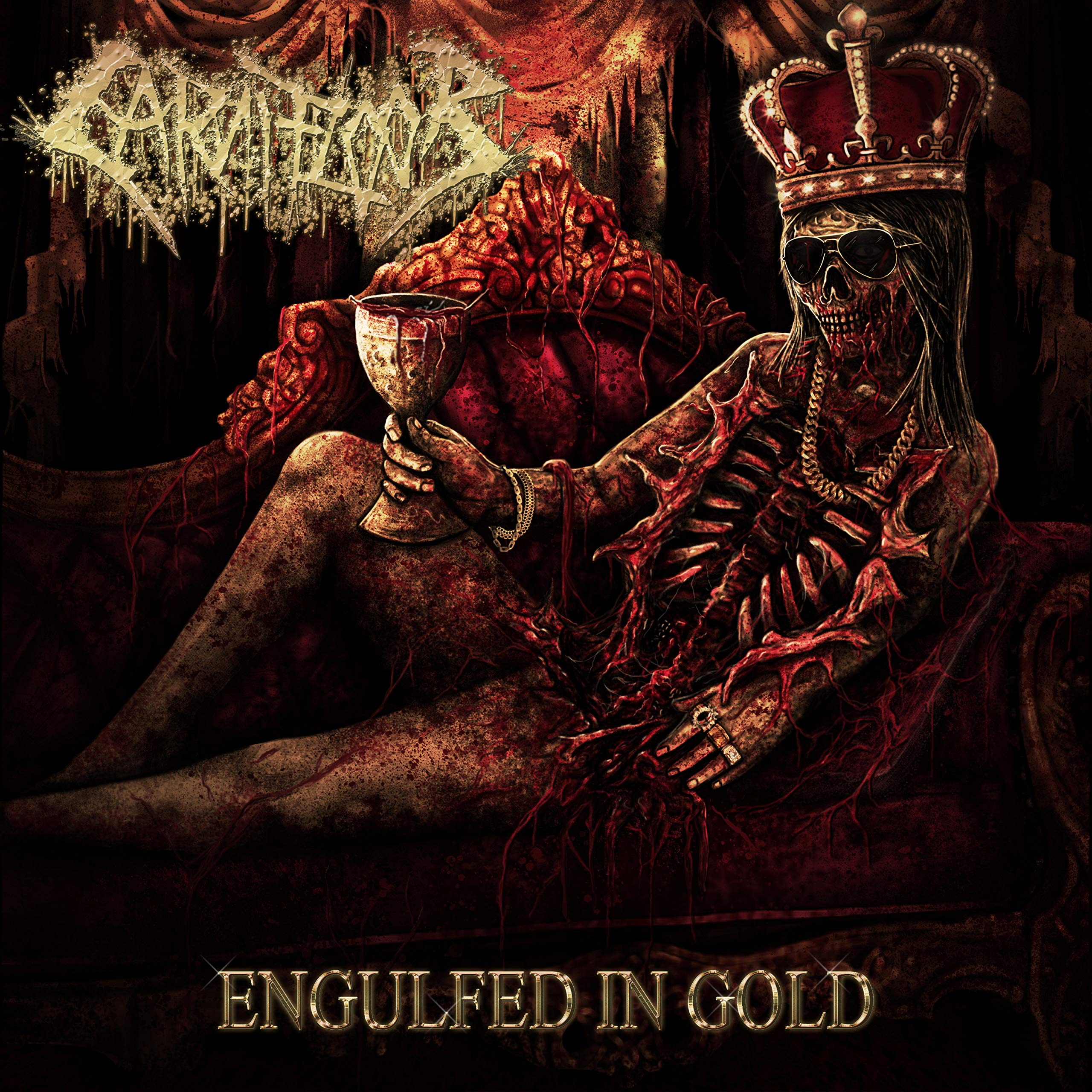 Carnifloor - Engulfed in Gold (2020) [FLAC] Download