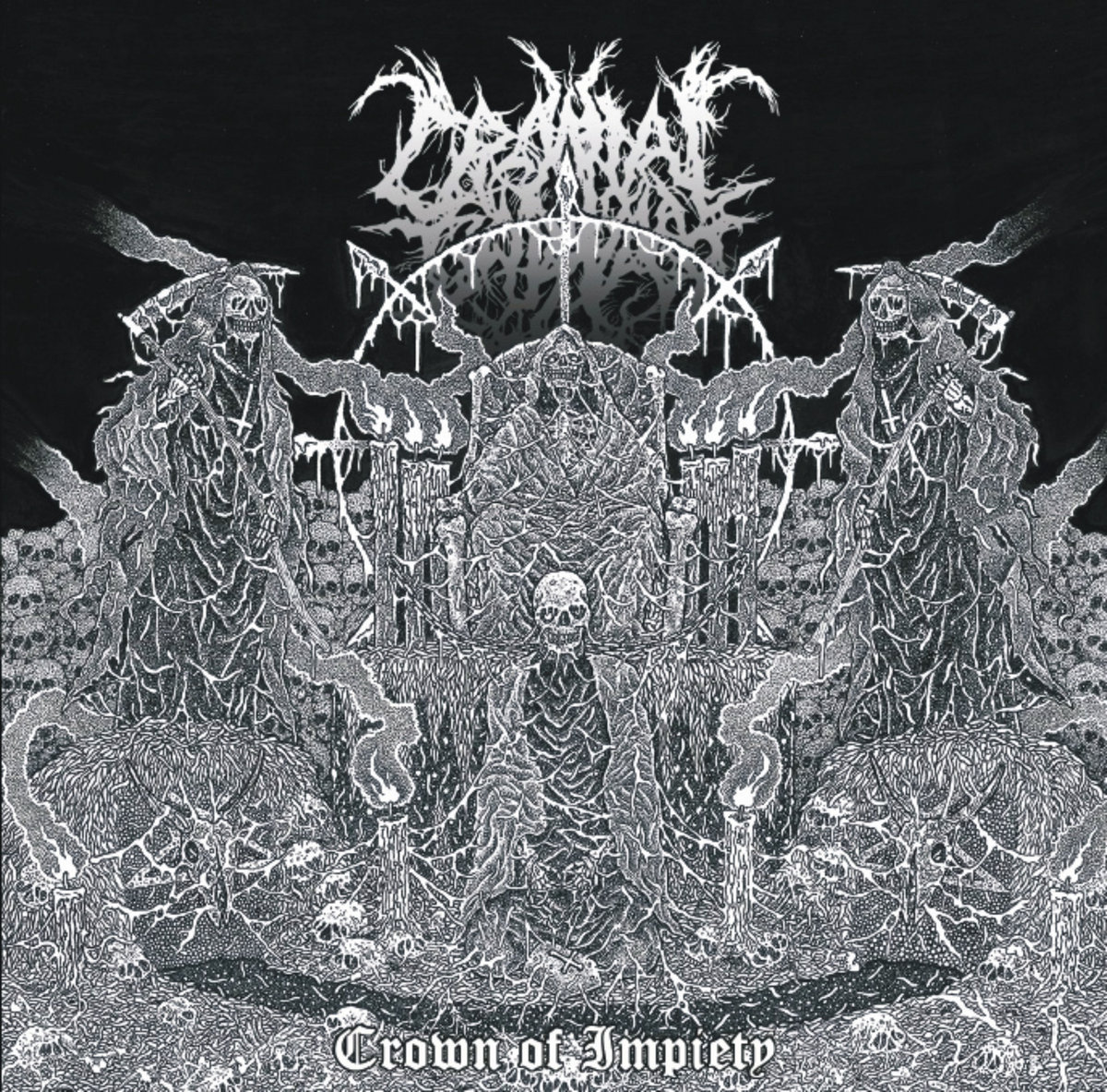 Cranial Carnage - Crown of Impiety (2020) [FLAC] Download