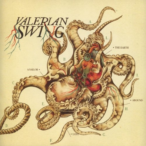 Valerian Swing - A Sailor Lost Around the Earth (2011) [FLAC] Download