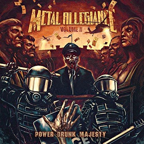 Metal Allegiance - Volume II: Power Drunk Majesty (2018) [FLAC] Download