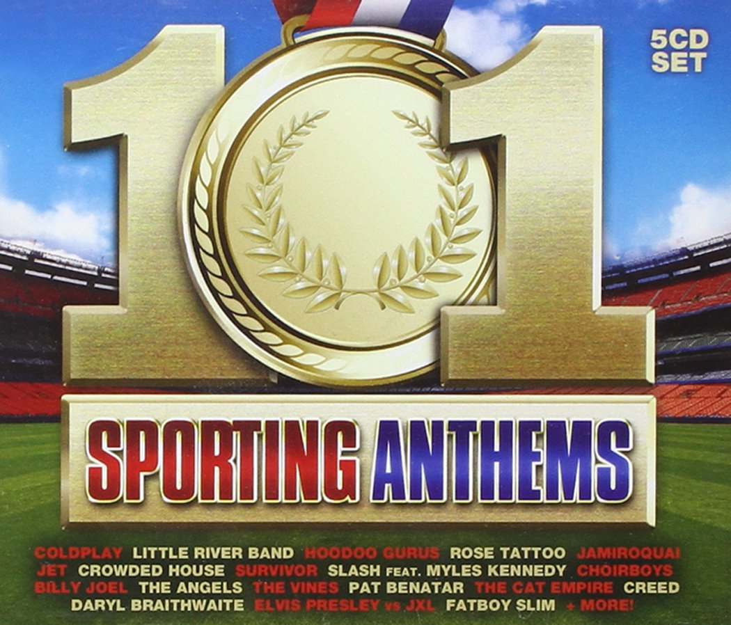 VA - 101 Sporting Anthems (2012) [FLAC] Download