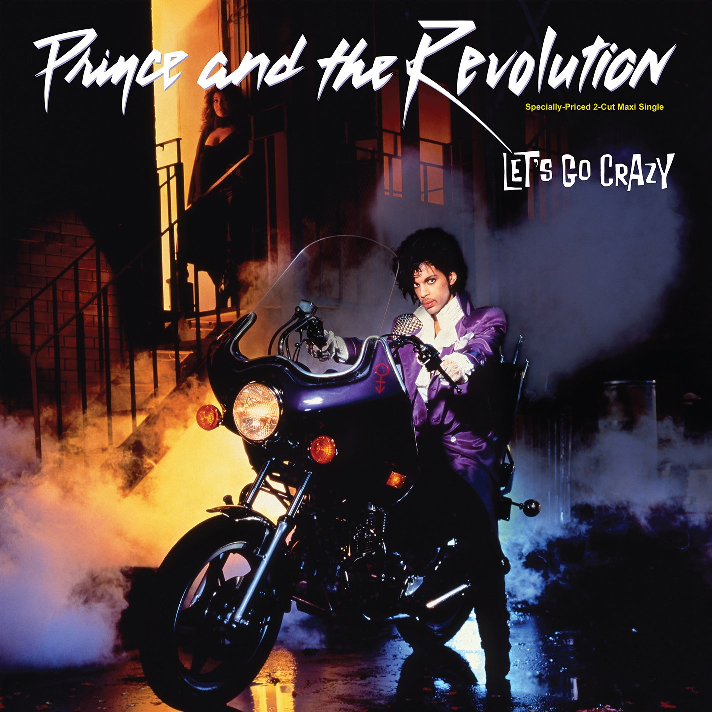 Prince And The Revolution - Let's Go Crazy (1984) [FLAC] Download