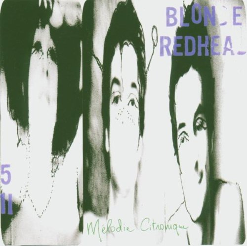 Blonde Redhead - Melodie Citronique (2000) [FLAC] Download