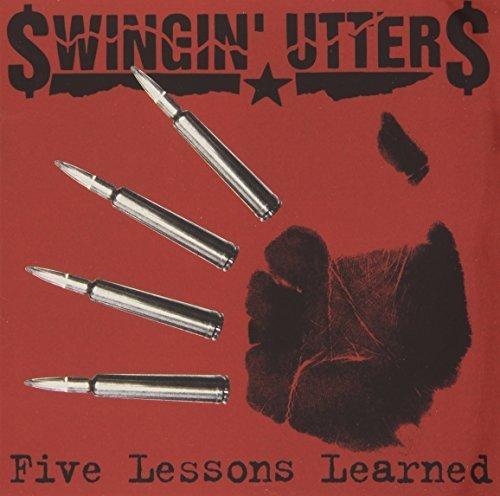 Swingin Utters – Five Lessons Learned (1998) [FLAC]