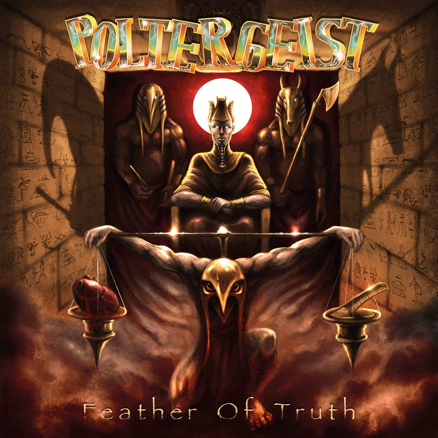 Poltergeist - Feather of Truth (2020) [FLAC] Download